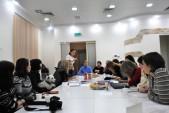 Зустріч волонтерів, березень 2011 р.