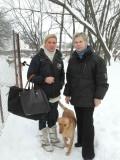 Візит ETN та принцеси фон Гогенцоллерн 8 лютого 2012 р.