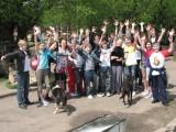Відвідини притулку командою Dream-teen в травні 2010